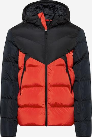 BLEND Jacke in rot / schwarz, Produktansicht