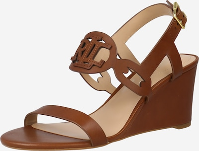 Lauren Ralph Lauren Strap sandal 'AMILEA' in Brown, Item view