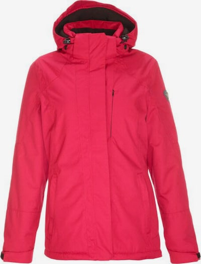 KILLTEC Jacke 'Zala KG' in pink, Produktansicht