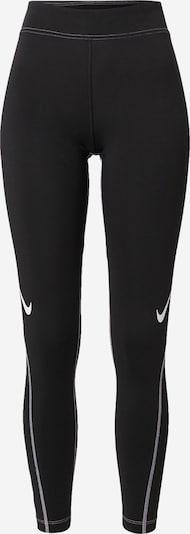 Nike Sportswear Tajice u crna / bijela, Pregled proizvoda
