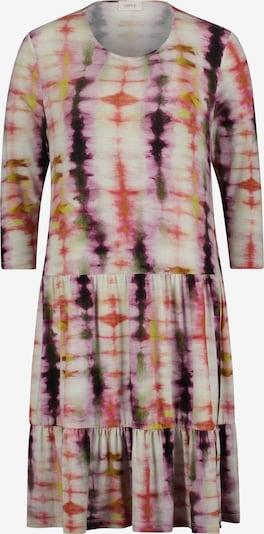 Cartoon Kleid in creme / rosa, Produktansicht