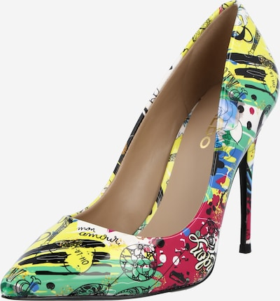 ALDO Zapatos con plataforma 'STESSY' en mezcla de colores, Vista del producto