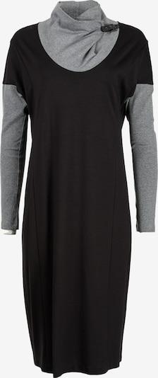 HELMIDGE A-Linien-Kleid in grau / schwarz, Produktansicht