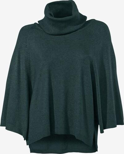 heine Pullover in dunkelgrün, Produktansicht
