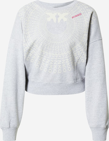 PINKO Sweatshirt 'ADA' i grå