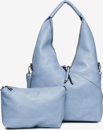 Emma & Kelly Henkeltasche in hellblau, Produktansicht