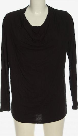 re.draft Langarm-Bluse in M in braun, Produktansicht