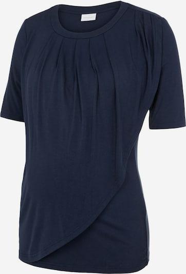 MAMALICIOUS Majica 'New Brooklyn' | mornarska barva, Prikaz izdelka
