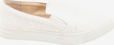 ZARA Flats & Loafers in 37 in White, Item view
