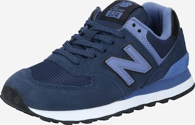new balance Sneaker in blau / navy, Produktansicht
