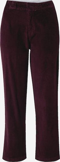 DICKIES Trousers in Bordeaux, Item view