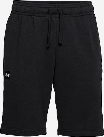 UNDER ARMOUR Shorts 'Rival' in Schwarz