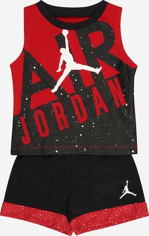 Jordan Jooksudress, värv punane