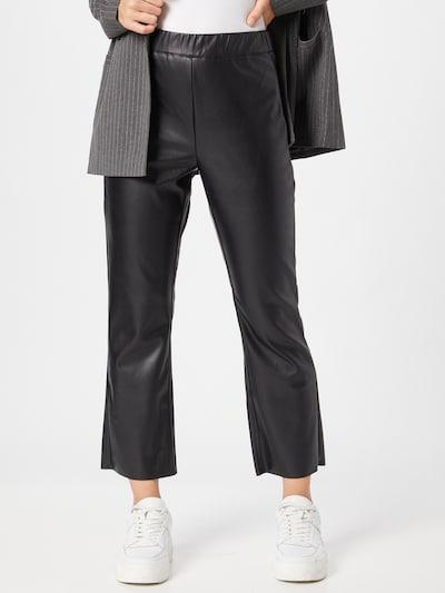 Kaffe Pants in Black, View model