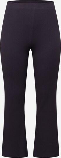 Noisy May Curve Pantalon 'Pasa' en noir, Vue avec produit