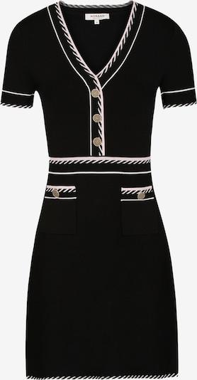 Morgan Kleid 'RMROSE' in schwarz / weiß, Produktansicht
