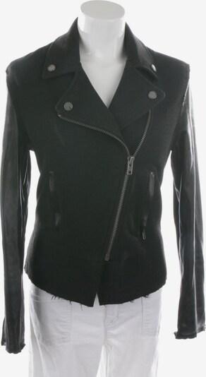 MOS MOSH Lederjacke in M in schwarz, Produktansicht