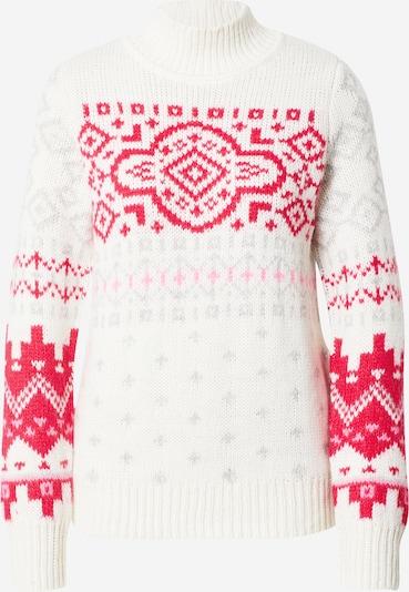 GAP Sweater 'FAIRISLE' in red / white, Item view