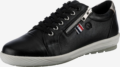 Paul Vesterbro Sneaker in schwarz / silber, Produktansicht