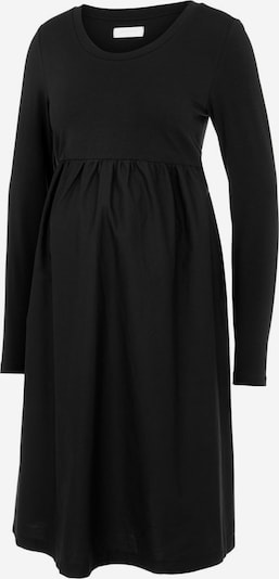 MAMALICIOUS Robe 'Carolina' en noir, Vue avec produit
