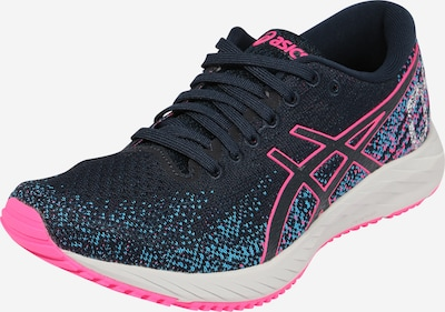ASICS Running shoe 'GEL-DS TRAINER 26' in turquoise / dark blue / pink, Item view
