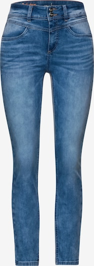 STREET ONE Jeans in blue denim, Produktansicht