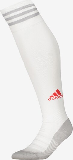 ADIDAS PERFORMANCE Auswärtssocken 'Spanien' in grau / hellrot / weiß, Produktansicht