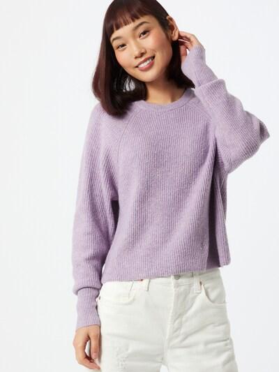 JACQUELINE de YONG Pullover 'MURPHY' in lavendel, Modelansicht