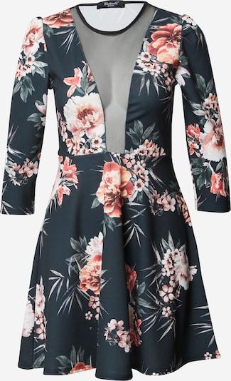SISTERS POINT Vestido 'NANDO' en pino / rosé / negro / blanco, Vista del producto