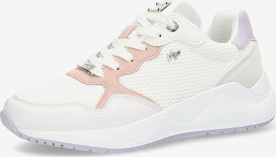 MEXX Sneaker 'GOA' in hellgrau / rosa / weiß, Produktansicht