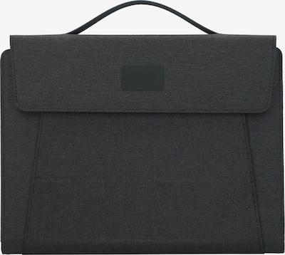 Alassio Laptoptasche 'Fiori' in anthrazit, Produktansicht