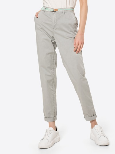 ESPRIT Chino trousers in Light grey, View model