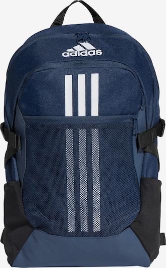 ADIDAS PERFORMANCE Sportrugzak in de kleur Donkerblauw / Wit, Productweergave