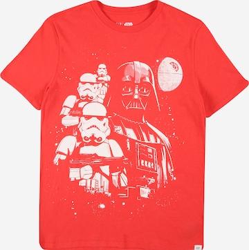T-Shirt GAP en rouge