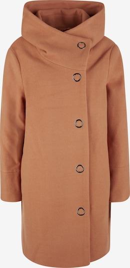 TRIANGLE Between-Seasons Coat in Caramel, Item view