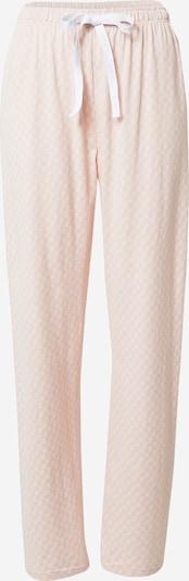 JOOP! Bodywear Pyjamahose in rosé, Produktansicht