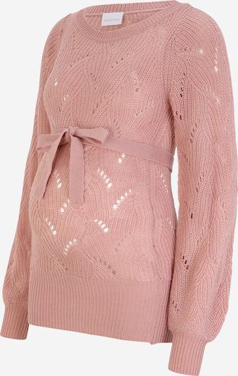 MAMALICIOUS Pullover 'ANNA' en rosa, Vue avec produit