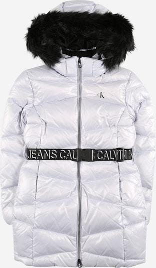 Calvin Klein Jeans Kabát - opálová / čierna, Produkt