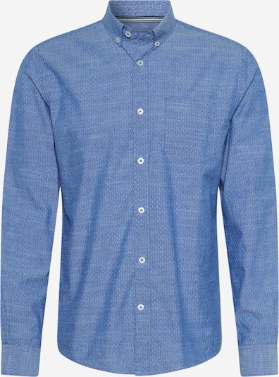 TOM TAILOR Camisa en azul ahumado / azul real, Vista del producto