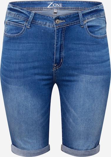 Z-One Jean 'Jenny' en bleu denim, Vue avec produit