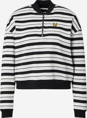 Lyle & Scott Sweatshirt in Black