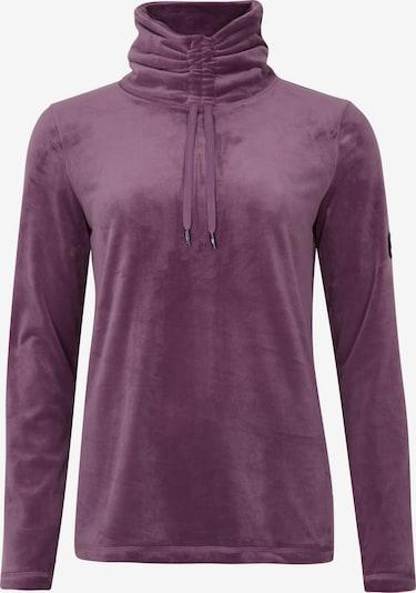 O'NEILL Shirt 'Clime Plus' in lila / schwarz, Produktansicht