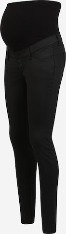 Pantaloni 'Teddy Coated' di Noppies in nero