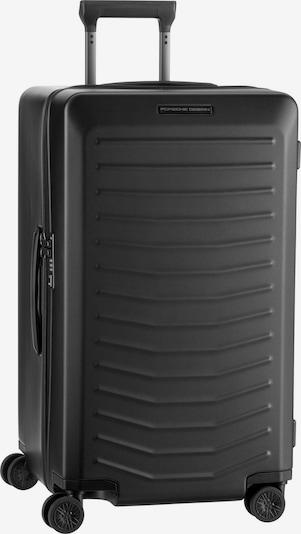 Porsche Design Trolley in schwarz, Produktansicht