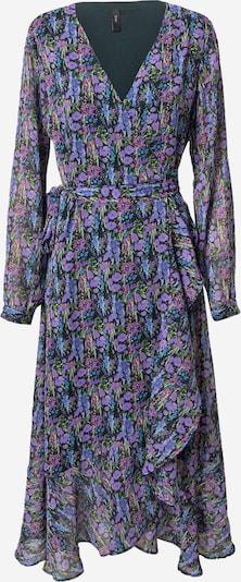 Y.A.S Jurk 'YASESMERALDA' in de kleur Blauw / Groen / Pink, Productweergave