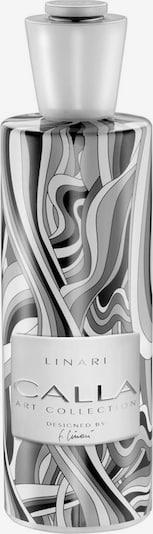 Linari Raumduft 'Calla Art' in schwarz / silber, Produktansicht