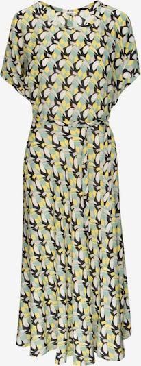 SEIDENSTICKER Kleid in mint / mischfarben, Produktansicht