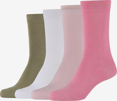camano Socken 'ca-soft' in rosé, Produktansicht