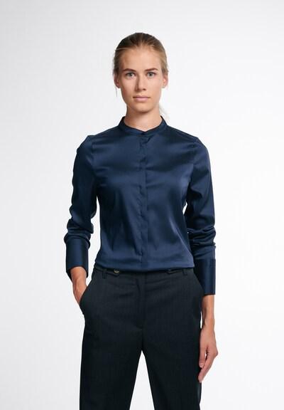 ETERNA Bluse in rauchblau, Modelansicht