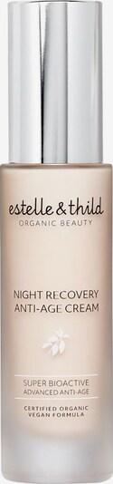 estelle & thild Creme 'Night Recovery' in beige, Produktansicht